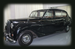 AUSTIN PRINCESS IV LWB, 1960