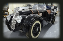BMW328 Collector Car
