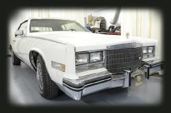 CADILAC Eldorado Coupe 4100 cc V8 Automatic,  1985