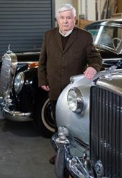 Συλλέκτης αυτοκινήτων και ιστορίας