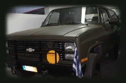 Chevrolet M1008 CUCV_1