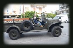 TRUCK, 1-ton, 4x4, Cargo, M601, Dodge T137 Power Wagon_3