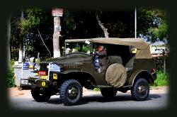 TRUCK, 1/2-ton, 4x4, Command Reconnaissance, Dodge T211-WC15_1