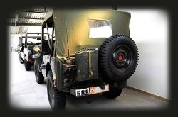 TRUCK, 1/4-ton, 4x4, Utility, M38, WILLYS MC_3