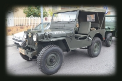 TRUCK, 1/4-ton, 4x4, Utility, M38, WILLYS MC_6